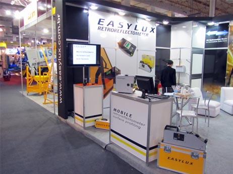 Easylux Retroreflektometer - Road studs ASTM E1696 / EN 1463 - France / Europe / India / Germany