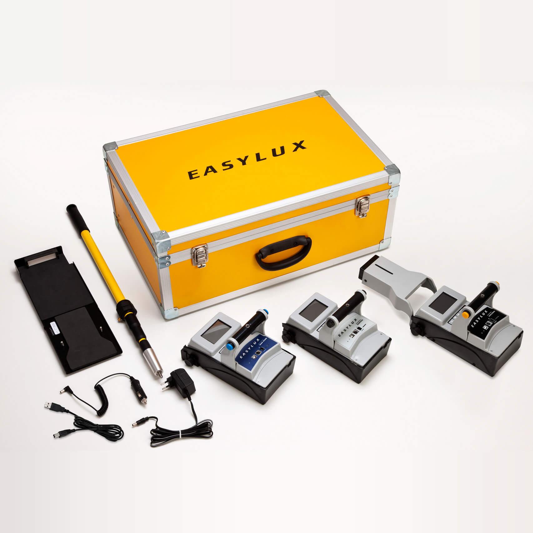 Retroreflectometer Equipment to measure RA