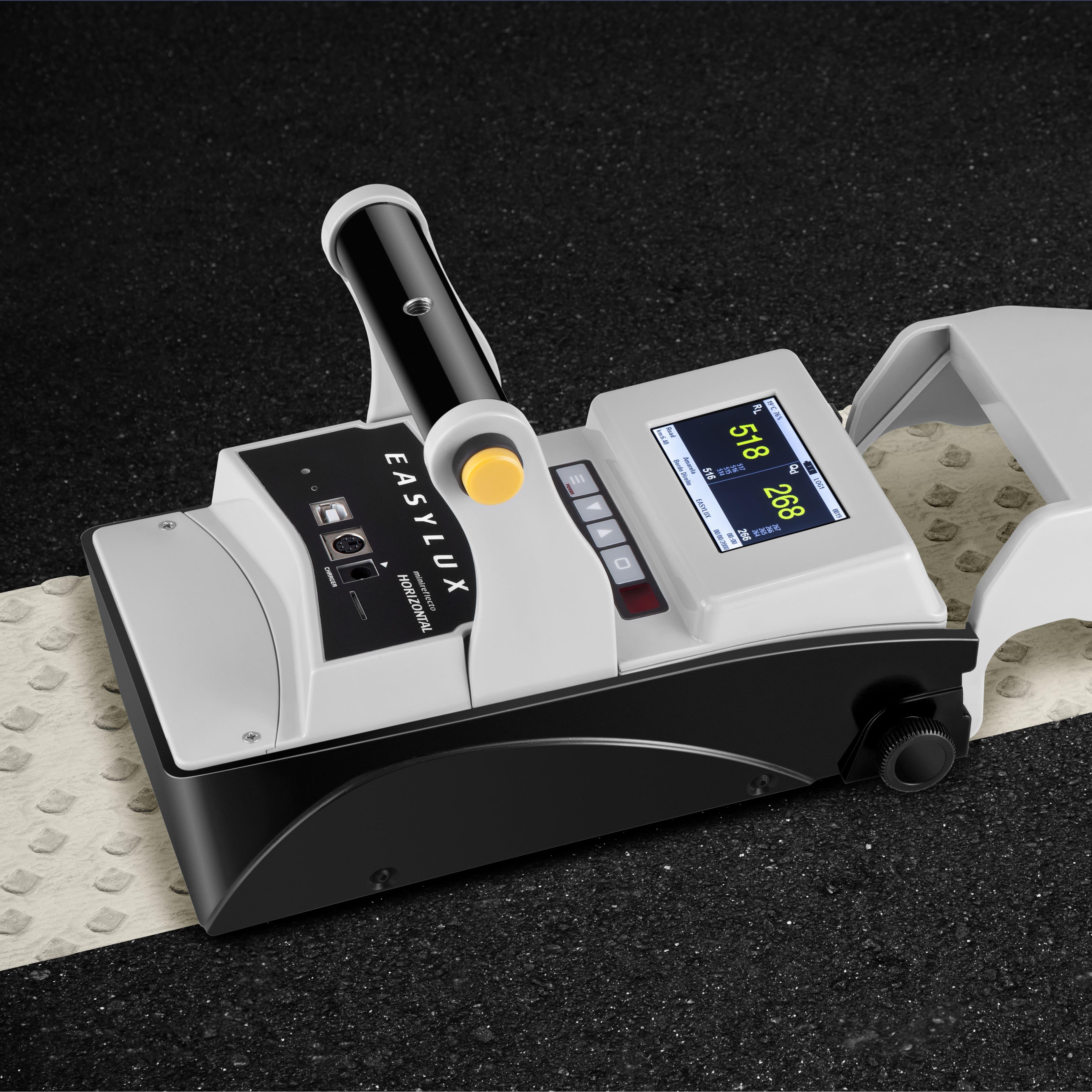 Easylux Retroreflectometer Horizontal for Road markings