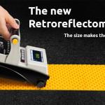 New generation of portable Retroreflectometers